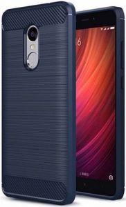 TPU чехол iPaky Slim Series для Xiaomi Redmi 5 Plus / Redmi Note 5 Global Синий