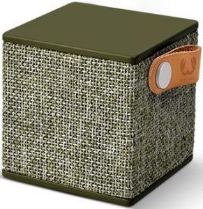 Портативная колонка Fresh 'N Rebel Rockbox Cube Fabriq Edition Bluetooth Speaker Army (1RB1000AR)
