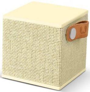Портативная колонка Fresh 'N Rebel Rockbox Cube Fabriq Edition Bluetooth Speaker Buttercup (1RB1000BC)