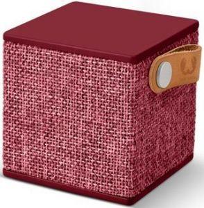 Портативная колонка Fresh 'N Rebel Rockbox Cube Fabriq Edition Bluetooth Speaker Ruby (1RB1000RU)