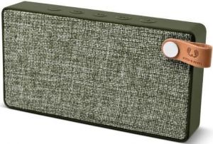 Акустическая система Fresh 'N Rebel Rockbox Slice Fabriq Edition Bluetooth Speaker Army (1RB2500AR)