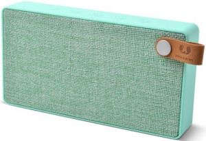 Акустическая система Fresh 'N Rebel Rockbox Slice Fabriq Edition Bluetooth Speaker Peppermint (1RB2500PT)