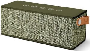 Акустическая система Fresh 'N Rebel Rockbox Brick Fabriq Edition Bluetooth Speaker Army (1RB3000AR)