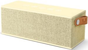 Акустическая система Fresh 'N Rebel Rockbox Brick Fabriq Edition Bluetooth Speaker Buttercup (1RB3000BC)