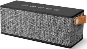 Акустическая система Fresh 'N Rebel Rockbox Brick Fabriq Edition Bluetooth Speaker Concrete (1RB3000CC)
