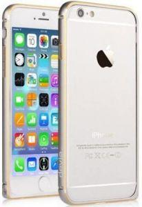 Бампер для iPhone 6/6S (4.7'') Devia Buckle Curve Silver