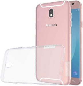 Чехол для Samsung J530 Galaxy J5 (2017) Nillkin Nature Series Transparent