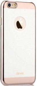 Чехол для iPhone 6/6S (4.7'') Devia Star Champagne Gold