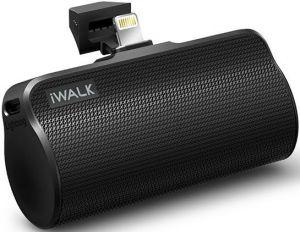 Внешний аккумулятор для устройств с портом Lightning iWalk Link Me Plus 3300mAh Black (DBL3300L)