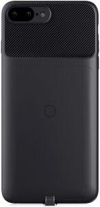 Чехол с функцией беспроводной зарядки для iPhone 7 Plus (5.5'') Baseus Wireless Charging Receive Backclip Black (ACAPIPH7P-LJ01)