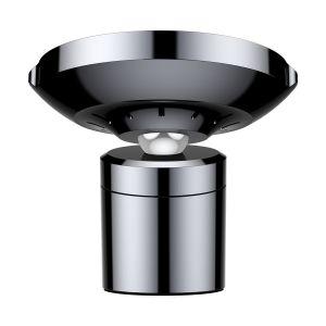 Беспроводное зарядное устройство-держатель + автомобильное зарядное устройство Baseus Big Ears Car Mount Wireless Charger Black (WXER-01)