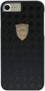 Чехол для iPhone 8/7 (4.7'') Santa Barbara Polo & Racquet Club Fyrste Black (SB-IP7SPFYS-BLK)