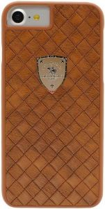 Чехол для iPhone 8/7 (4.7'') Santa Barbara Polo & Racquet Club Fyrste Brown (SB-IP7SPFYS-BRW)