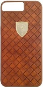 Чехол для iPhone 8 Plus / 7 Plus (5.5'') Santa Barbara Polo & Racquet Club Fyrste Brown (SB-IP7SPFYS-BRW-1)