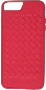 Чехол для iPhone 8 Plus / 7 Plus / 6S Plus / 6 Plus (5.5'') Santa Barbara Polo & Racquet Club Ravel Red (SB-IP7SPRAV-RED-1)