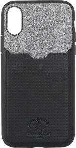 Чехол для iPhone X Santa Barbara Polo & Racquet Club Tasche Black (SB-IPXSPPOC-BLK)
