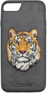 Чехол для iPhone 8/7 (4.7'') Santa Barbara Polo & Racquet Club Savanna Bengal Black (SB-IP7SPSAV-TIG)