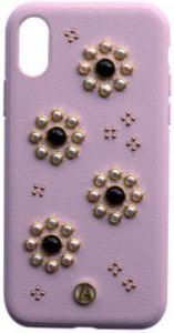 Чехол для iPhone X Luna Aristo Orbita Coral Pink (LA-IPXPEA-PNK)
