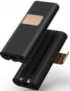 Внешний аккумулятор iWalk Secretary Plus 20000mAh Black (SBS200Q)
