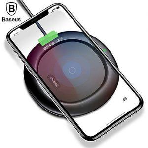 Беспроводное зарядное устройство Baseus UFO Desktop Wireless Charger Black (WXFD-01)