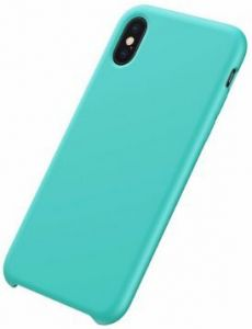 Чехол для iPhone XS Max (6.5'') Baseus Original LSR Case Blue (WIAPIPH65-ASL03)