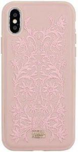Чехол для iPhone X Luna Aristo Bess Case Pink (LA-IPXBES-PNK)