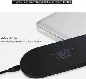 Беспроводное зарядное устройство для iPhone и Apple Watch 3/2 Coteetci WS-7 Phone & Apple Watch Wireless Charger White (CS5160-WH)