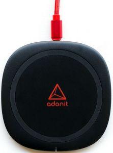 Беспроводное зарядное устройство Adonit Charging Pad Black (3123-17-07-A)