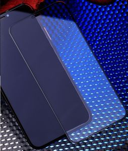 Защитное 3D-стекло для iPhone XS/X (5.8'') WK Black Panther Series Flex 4D Curved Tempered Glass Black (HTP-001)