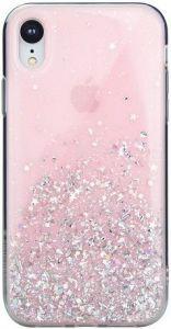 Чехол для iPhone XR (6.1'') Switcheasy Starfield Case Pink (GS-103-45-171-18)