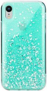 Чехол для iPhone XR (6.1'') Switcheasy Starfield Case Mint (GS-103-45-171-57)