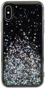 Чехол для iPhone XS MAX (6.5'') Switcheasy Starfield Case Ultra Black (GS-103-46-171-19)