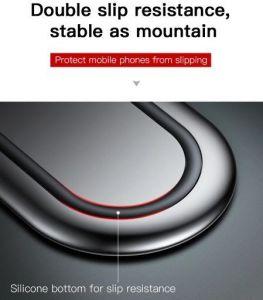 Беспроводное зарядное устройство Baseus Dual Wireless Charger Black (WXXHJ-A01)