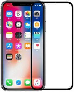 "Защитное 3D-стекло для iPhone X / XS (5.8"") Nillkin Anti-Explosion Glass Screen Black (CP+ max 3D)"