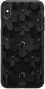 Чехол для iPhone XS MAX (6.5'') Switcheasy Fleur Case Black (GS-103-46-146-11)