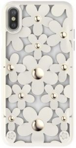 Чехол для iPhone XS MAX (6.5'') Switcheasy Fleur Case White (GS-103-46-146-18)