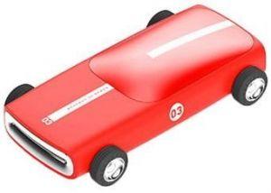 Внешний аккумулятор 3Life Car Power Bank 6500 mAh Red