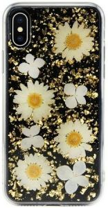 Чехол для iPhone X/XS (5.8'') SwitchEasy Flash Case Daisy (GS-103-44-160-88)