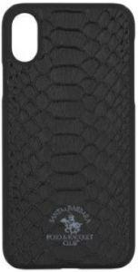 Чехол для iPhone XR (6.1'') Santa Barbara Polo & Racquet Club Knight Black