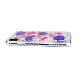Чехол для iPhone X/XS (5.8'') SwitchEasy Flash Case Violet (GS-103-44-160-90)