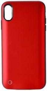 Чехол-аккумулятор для iPhone XR (6.1'') WK Junen Backup Power Bank 4500mAh Red (WP-079)