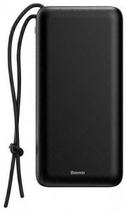 Внешний аккумулятор Baseus Mini Q PD Quick Charger Power Bank 20000mAh Black (PPALL-DXQ01)
