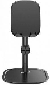Подставка для смартфона или планшета Baseus literary youth desktop bracket Black (SUWY-01)