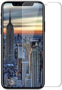 """Защитное цветное 3D стекло Mocolo для Apple iPhone X/XS (5.8"""") Прозрачное"""