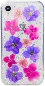 Чехол для iPhone XR (6.1'') SwitchEasy Flash Case Violet (GS-103-45-160-90)