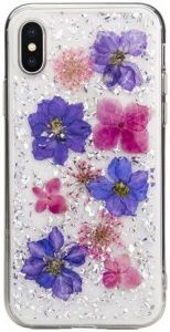 Чехол для iPhone XS MAX (6.5'') SwitchEasy Flash Case Violet (GS-103-46-160-90)