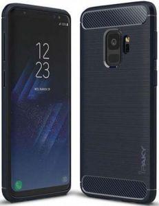 TPU чехол iPaky Slim Series для Samsung Galaxy S9 Синий