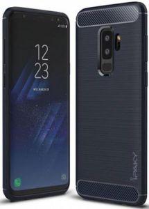 TPU чехол iPaky Slim Series для Samsung Galaxy S9+ Синий