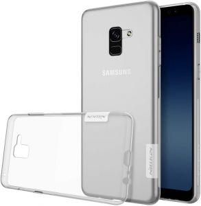 Чехол Nillkin Nature Series для Samsung A530 Galaxy A8 (2018) Бесцветный (прозрачный)