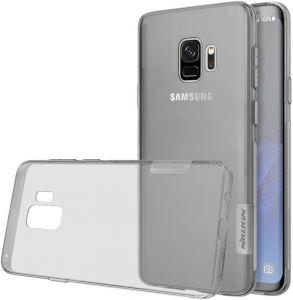 Чехол Nillkin Nature Series для Samsung Galaxy S9 Серый (прозрачный)